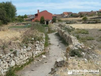 Ciudad Encantada de Tamajón - Retiendas - Almiruete;escaladores de madrid; sierra de ayllon